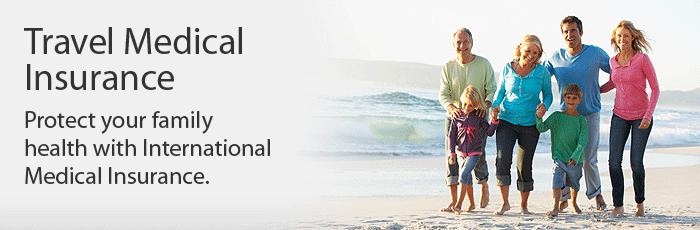 Travel Medical Insurance: USA Visitors & International ...
